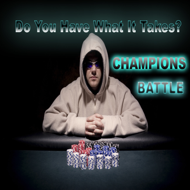 Finish in the top 3 of any Atlantic Poker event and advance to the Champions Battle - Winter, 2019 -